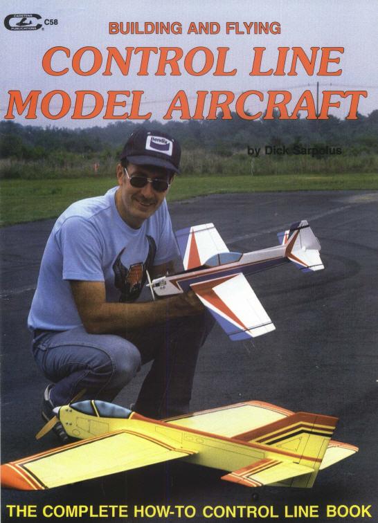 D001272 - CONTROL LINE MODEL AIRCRAFT